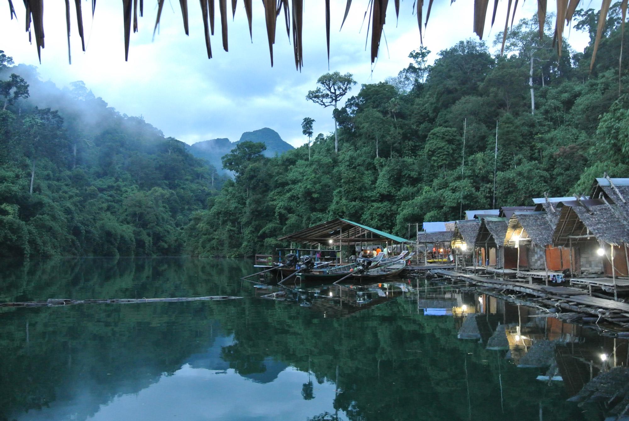 Anouk - Khao Sok NP, Thailand