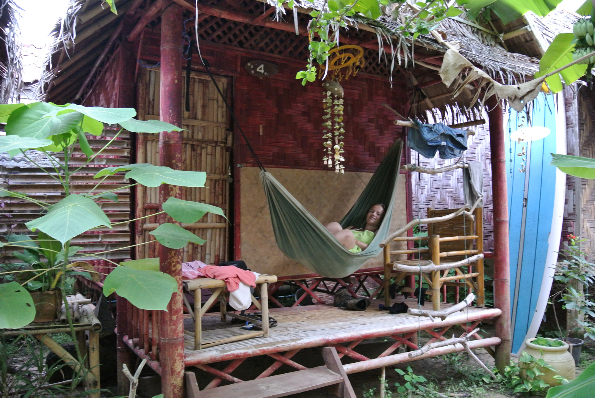 Anouk - Koh Lanta, Thailand