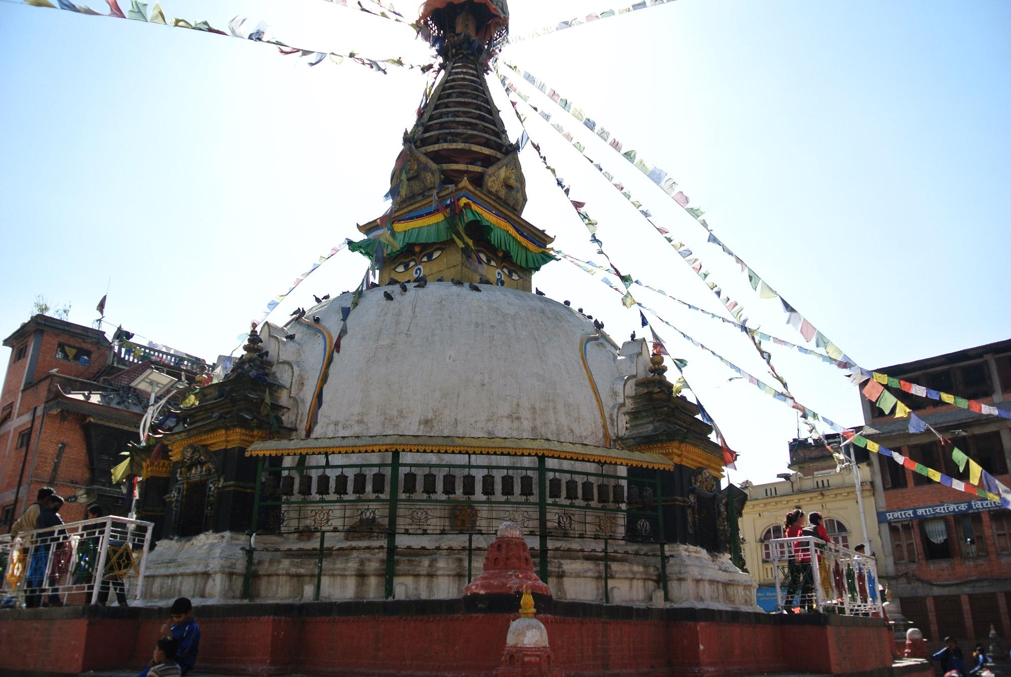 Anouk - Kathmandu, Nepal