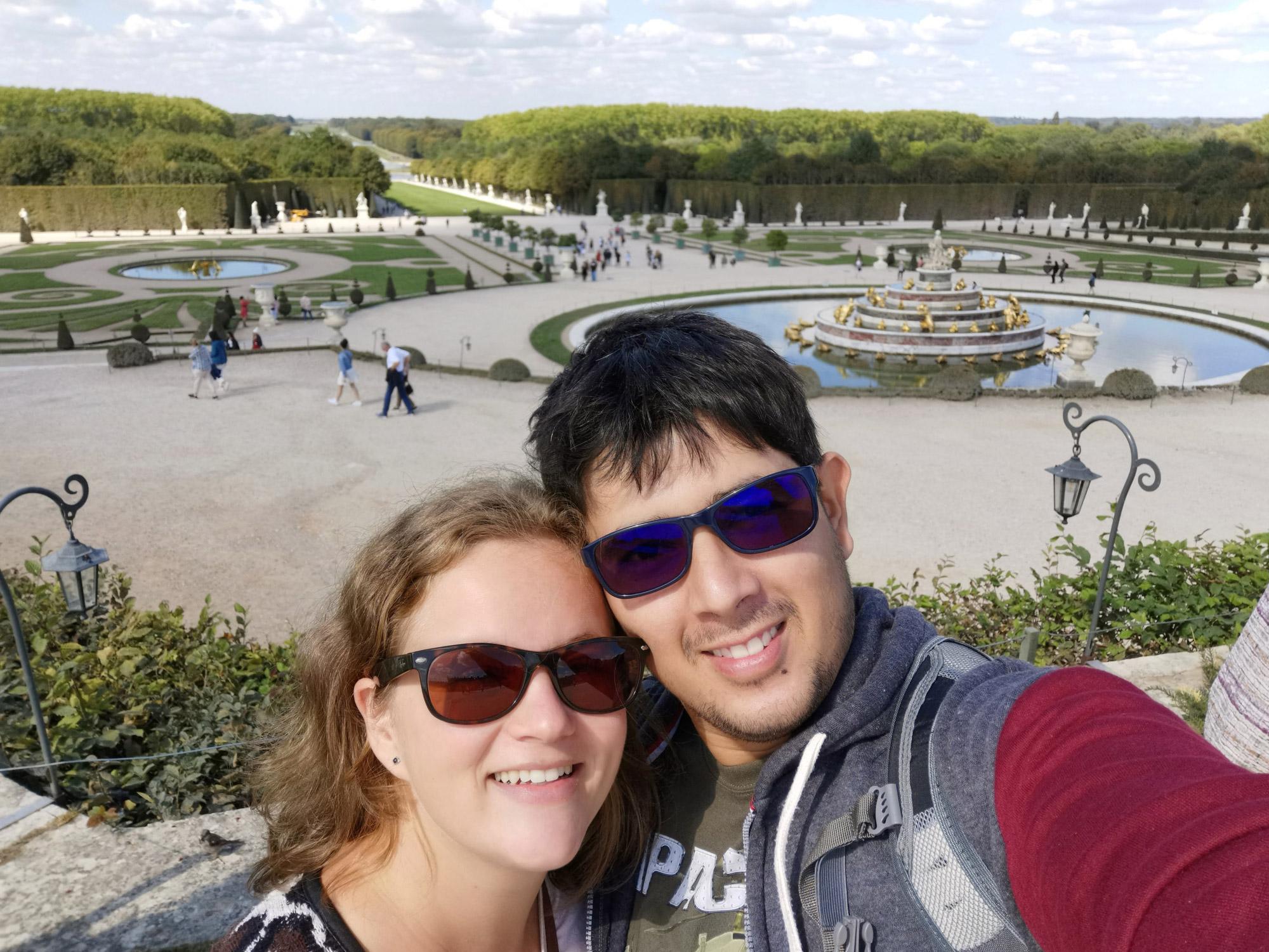 Anouk - Parijs Versailles