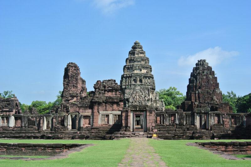Anouk - Phimai, Thailand