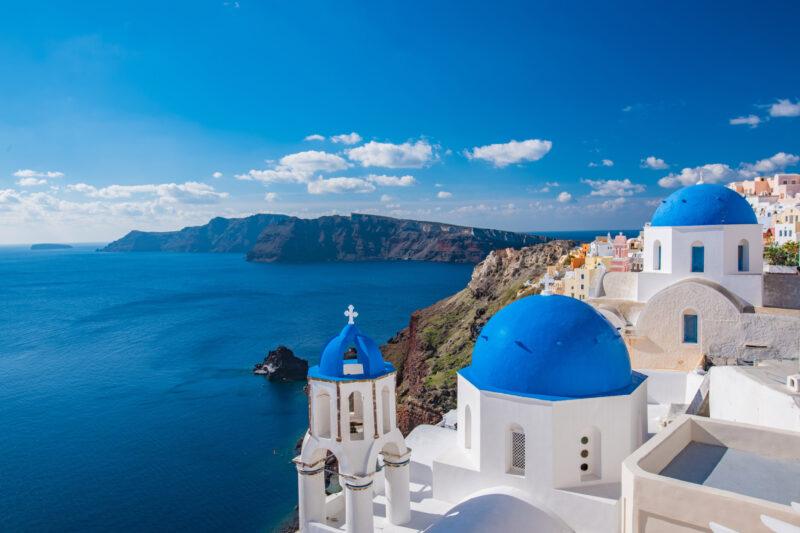 Eilandhoppen in Griekenland - Santorini