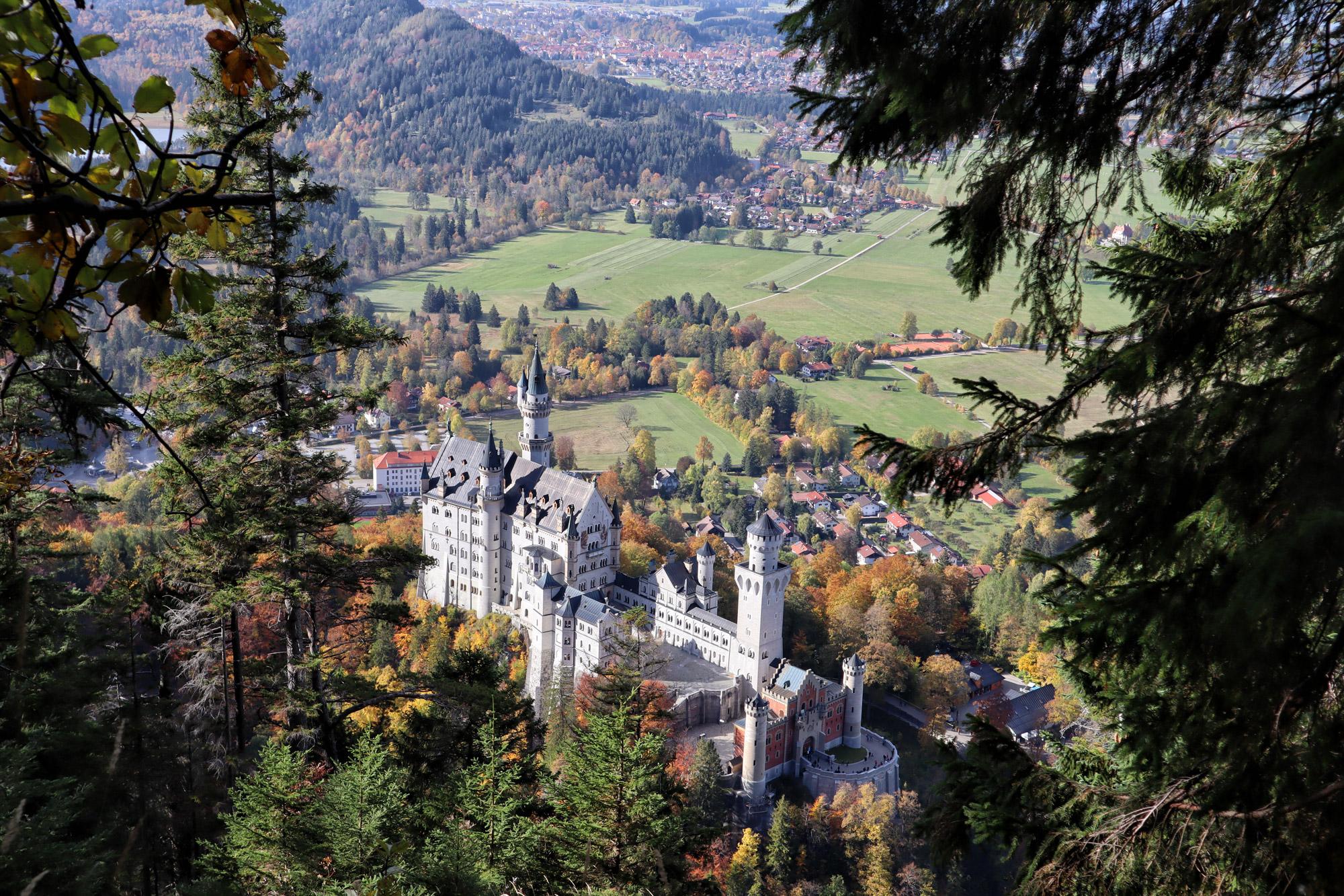 3 dagen in Zuid-Beieren - Schloss Neuschwanstein
