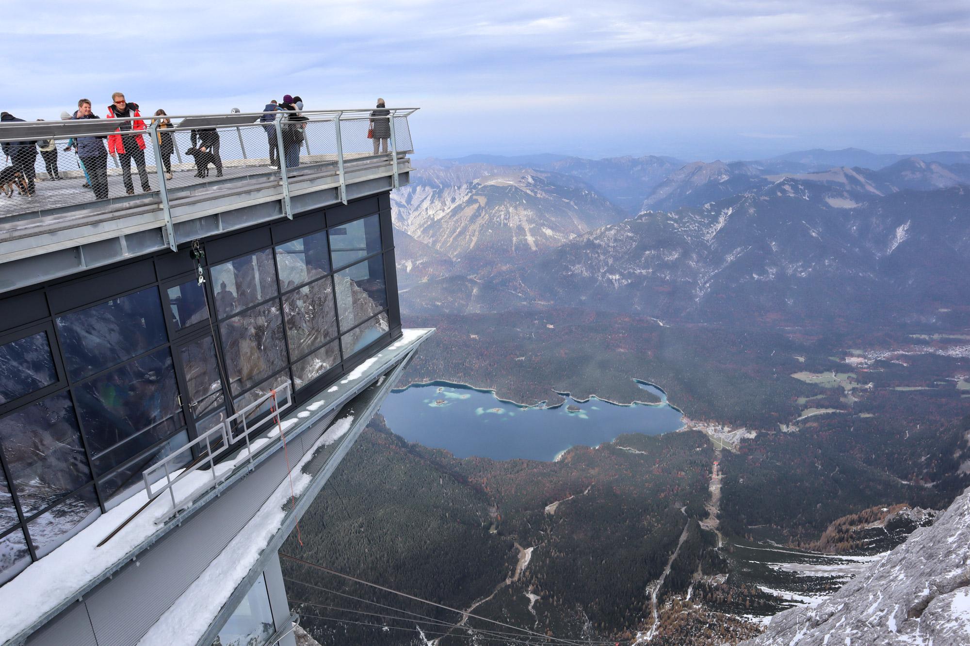 3 dagen in Zuid-Beieren - Zugspitze