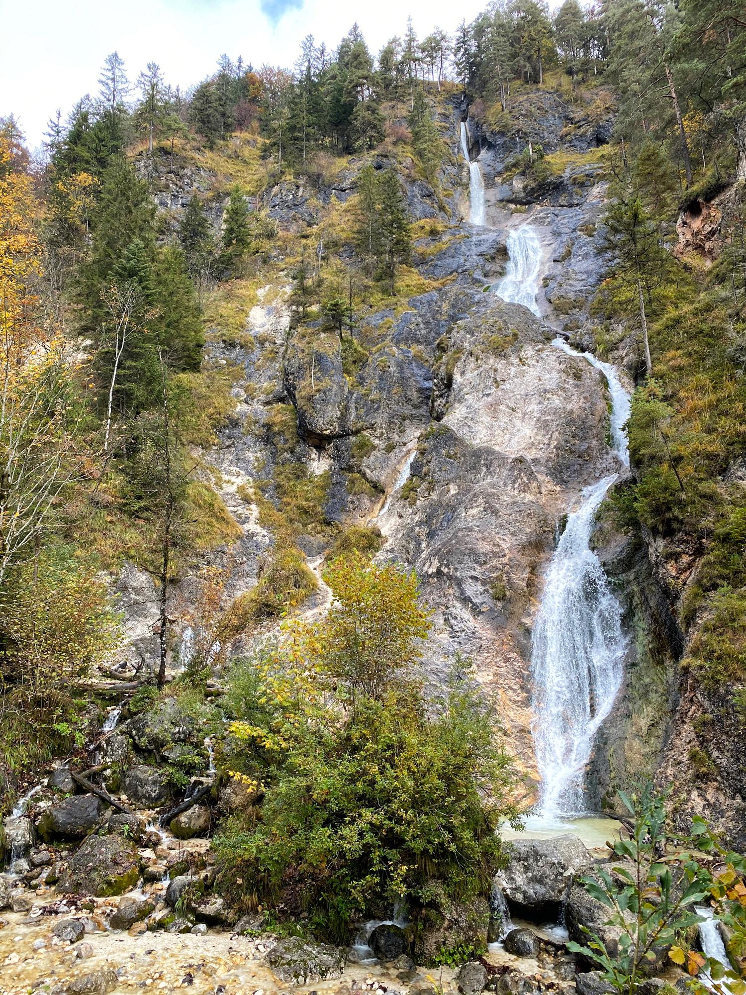 Berchtesgadener Land - Almbachklamm