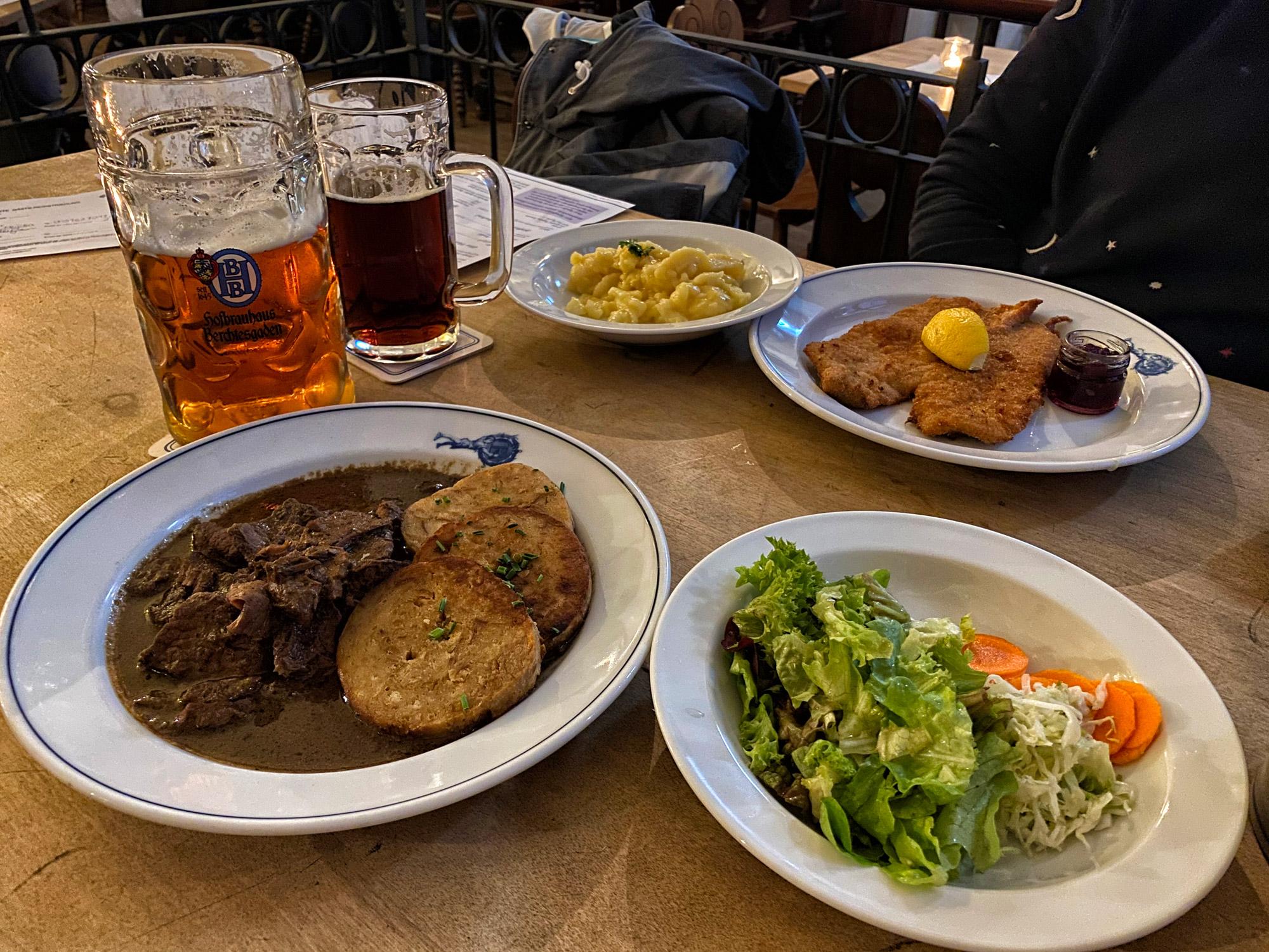 Berchtesgadener Land - Eten in Berchtesgaden