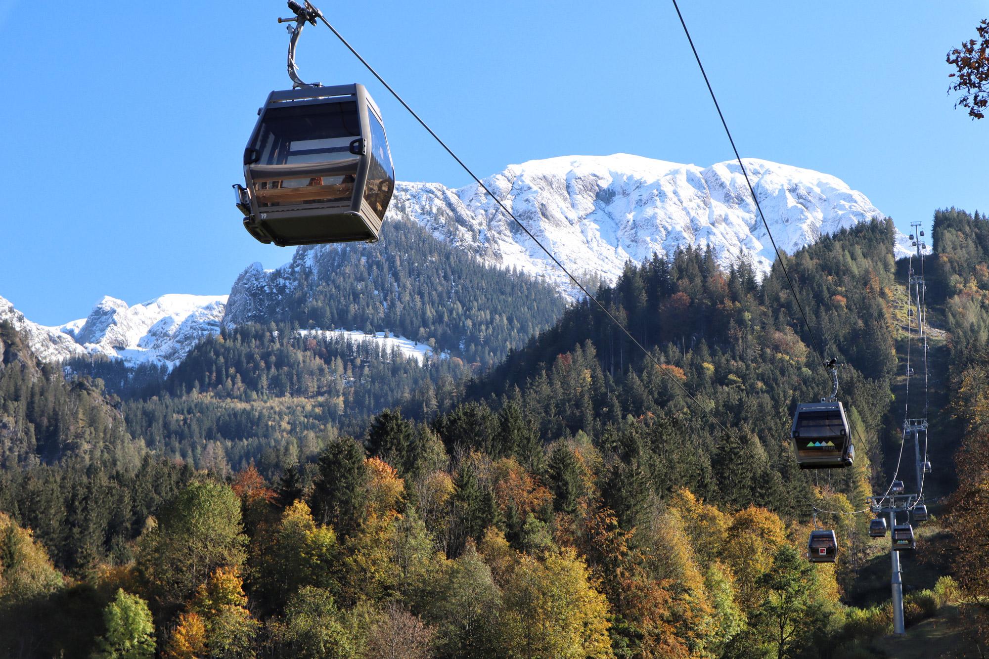 Berchtesgadener Land - Jennerbahn