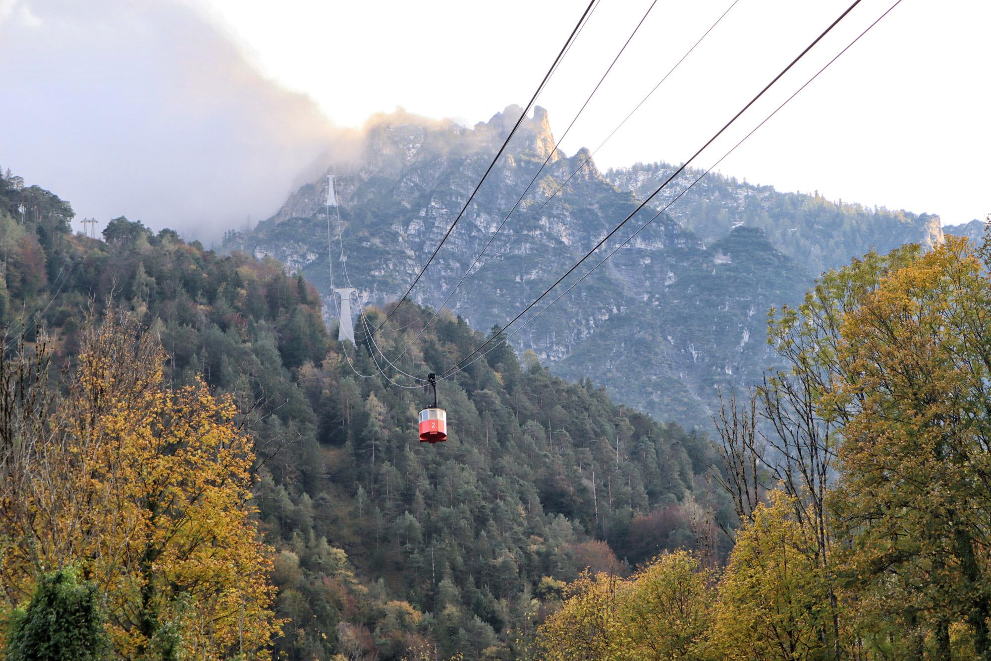 Berchtesgadener Land - Predigtstuhlbahn