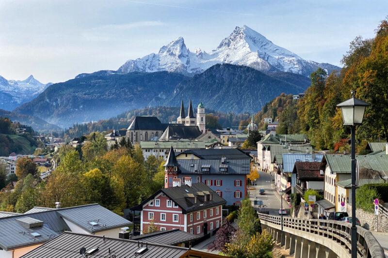 Foto van de maand Oktober 2020 - Berchtesgaden