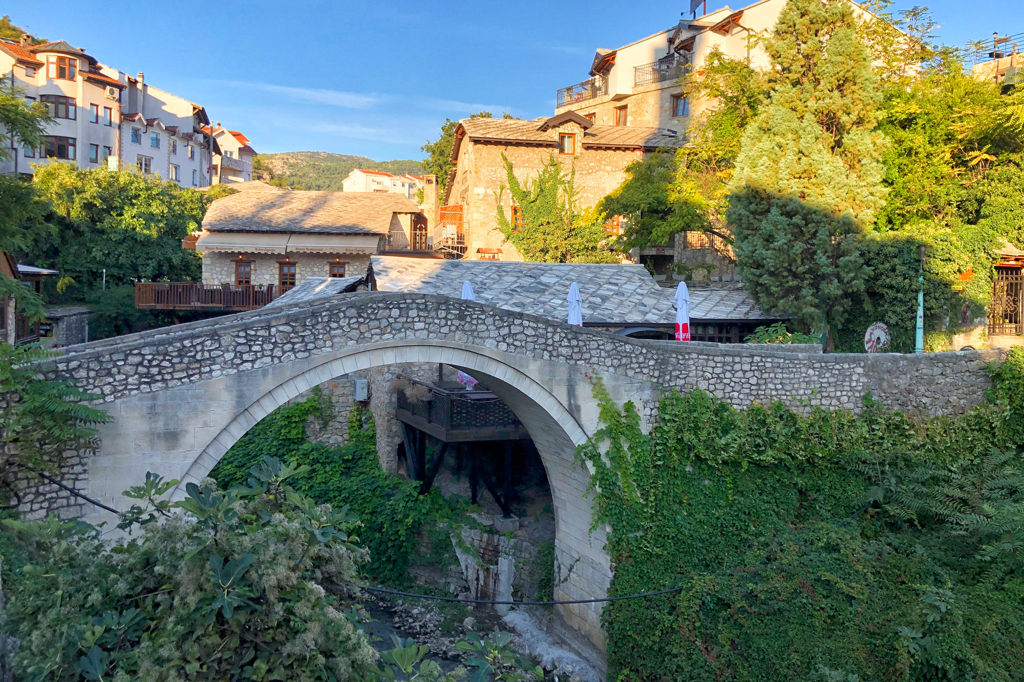 Doen in Mostar - Kriva Cuprija