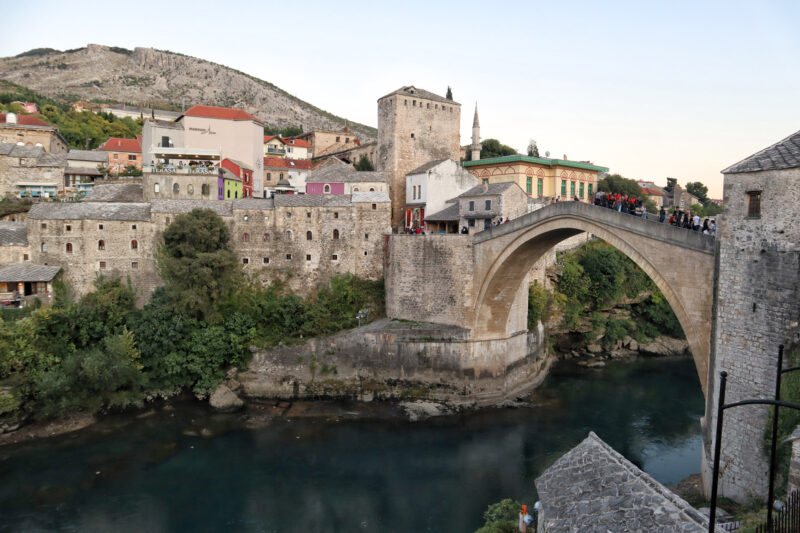 Doen in Mostar - Stari Most