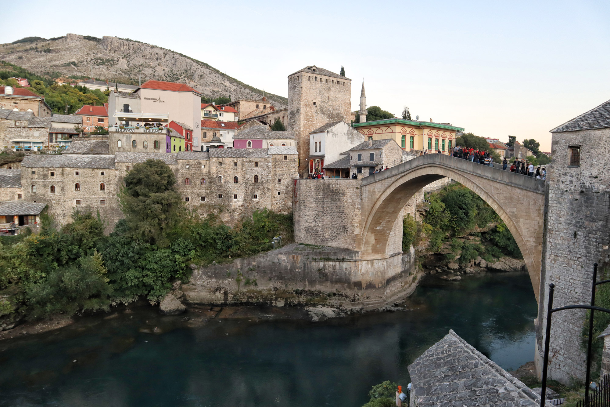 Doen in Mostar - Stari Most