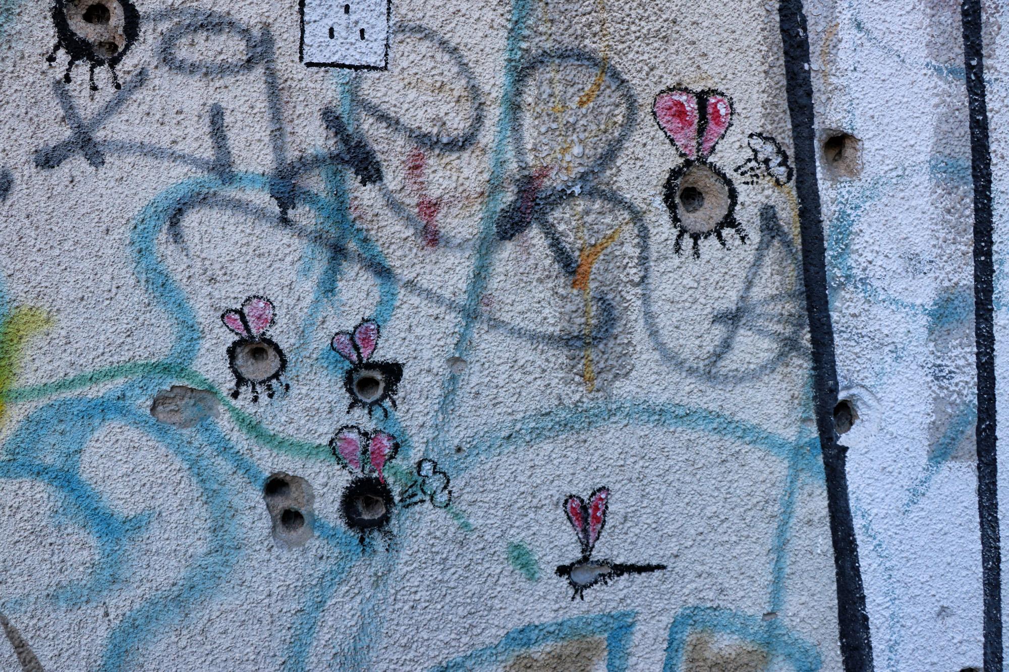 Doen in Mostar - Street Art