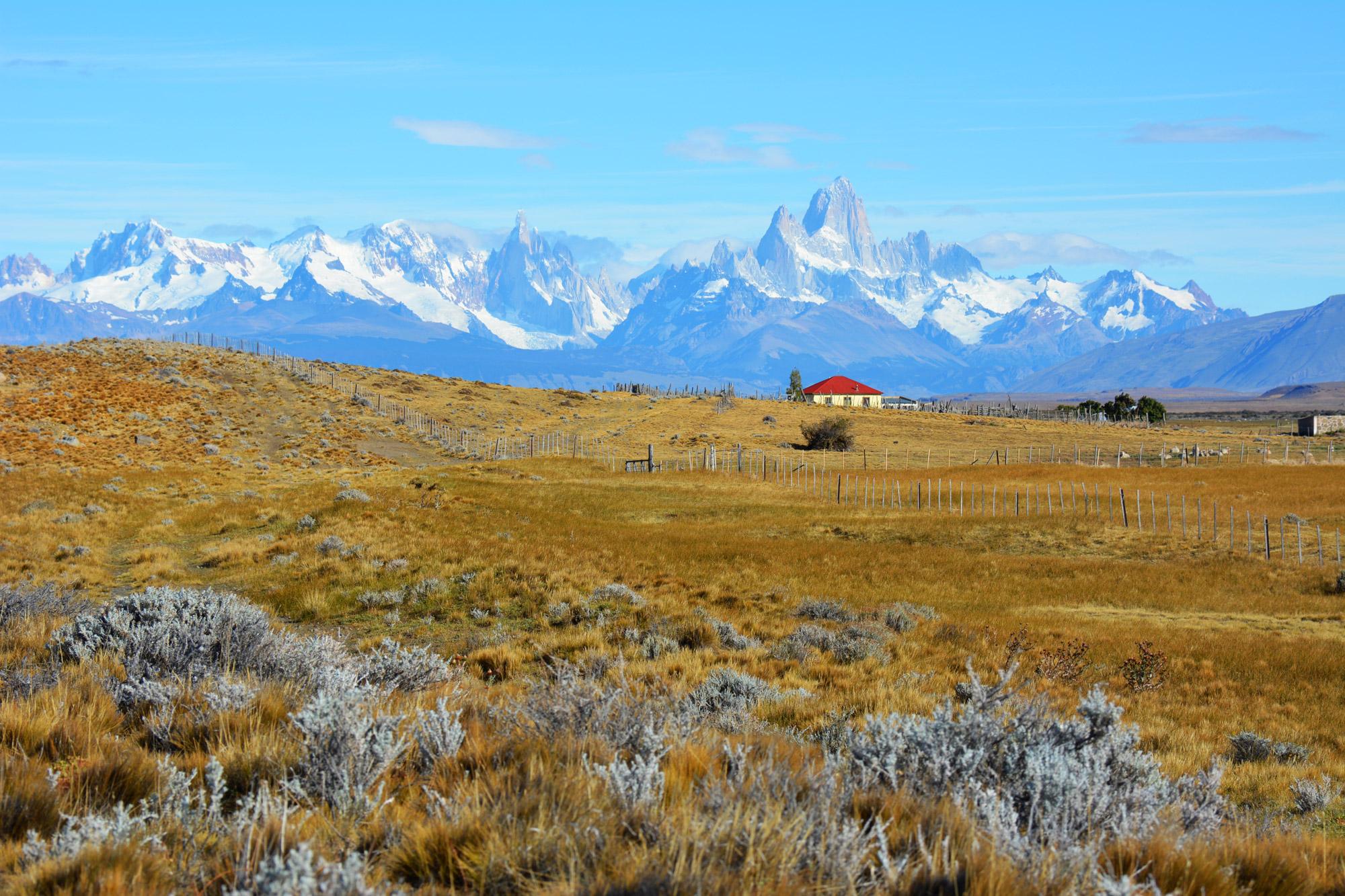 Ivonne - Chileens Patagonië
