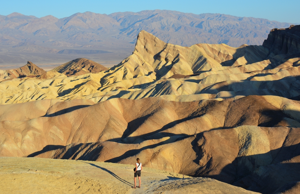 Ivonne - Death Valley