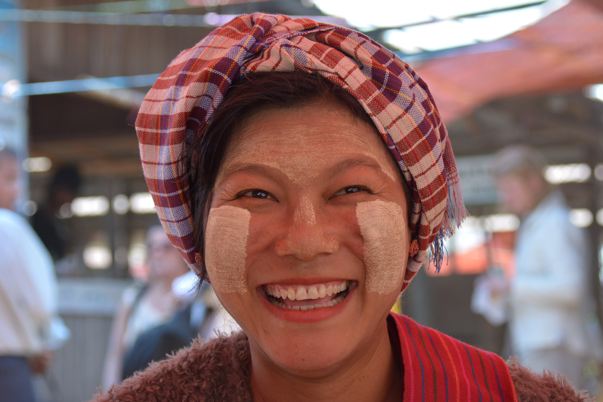 Ivonne - Myanmar