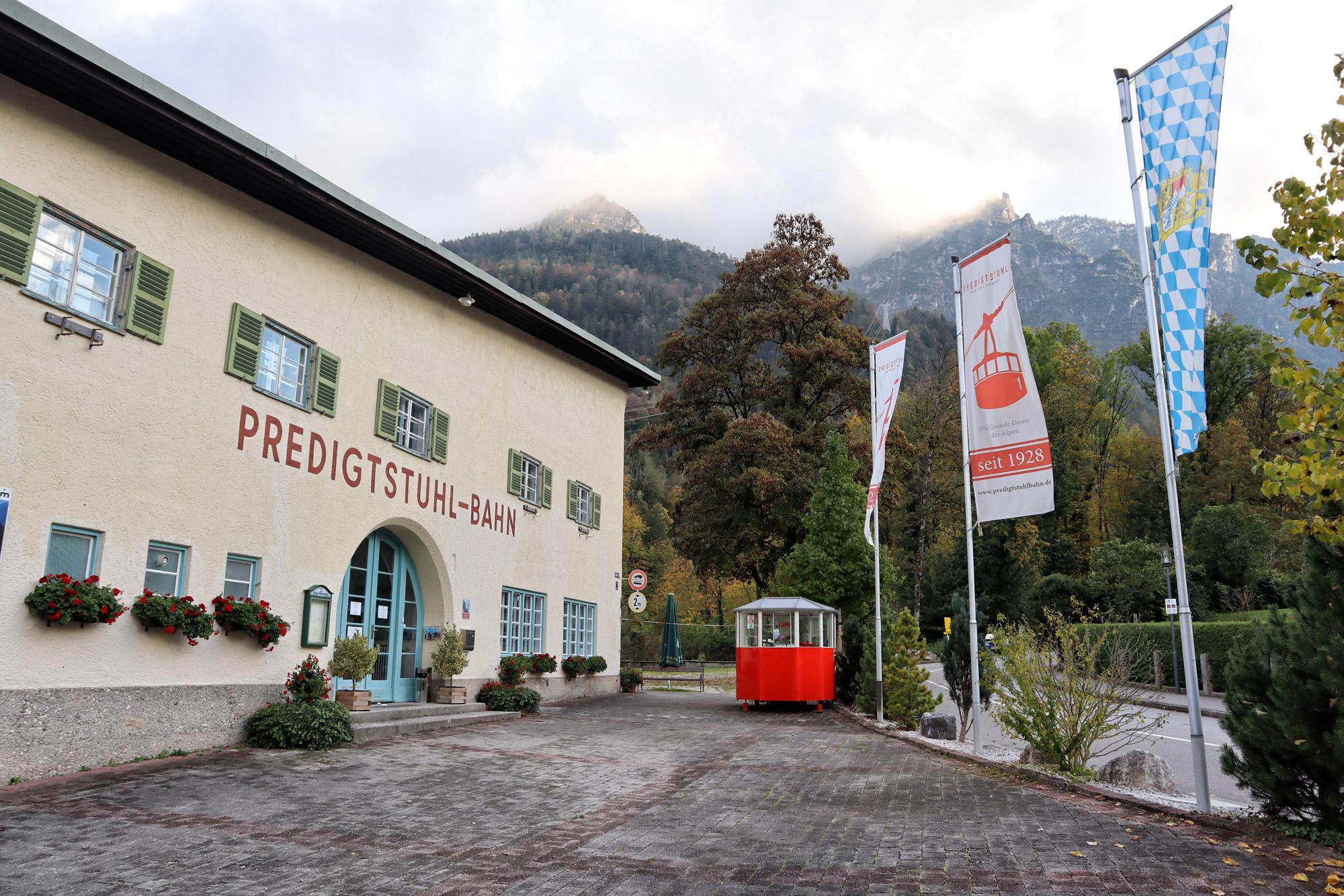 Doen in Berchtesgadener Land: Naar de top van de Predigtstuhl