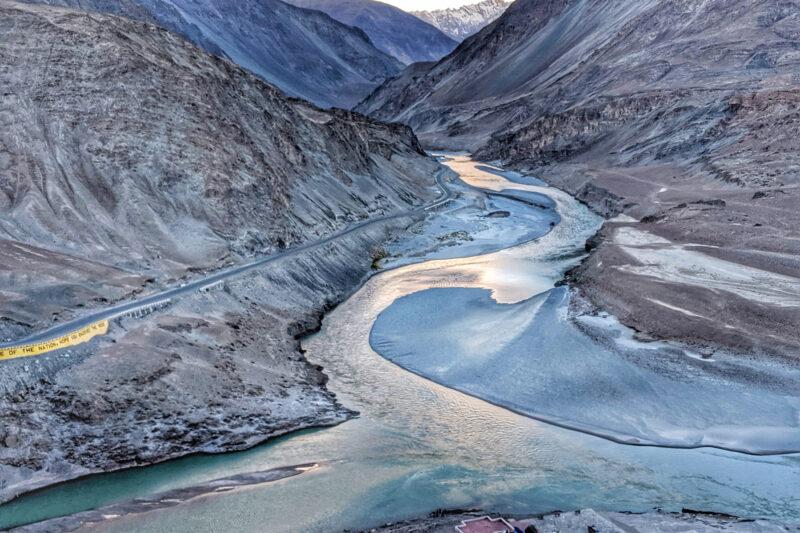 Op mijn wishlist: Chadartrekking over de bevroren Zanskar