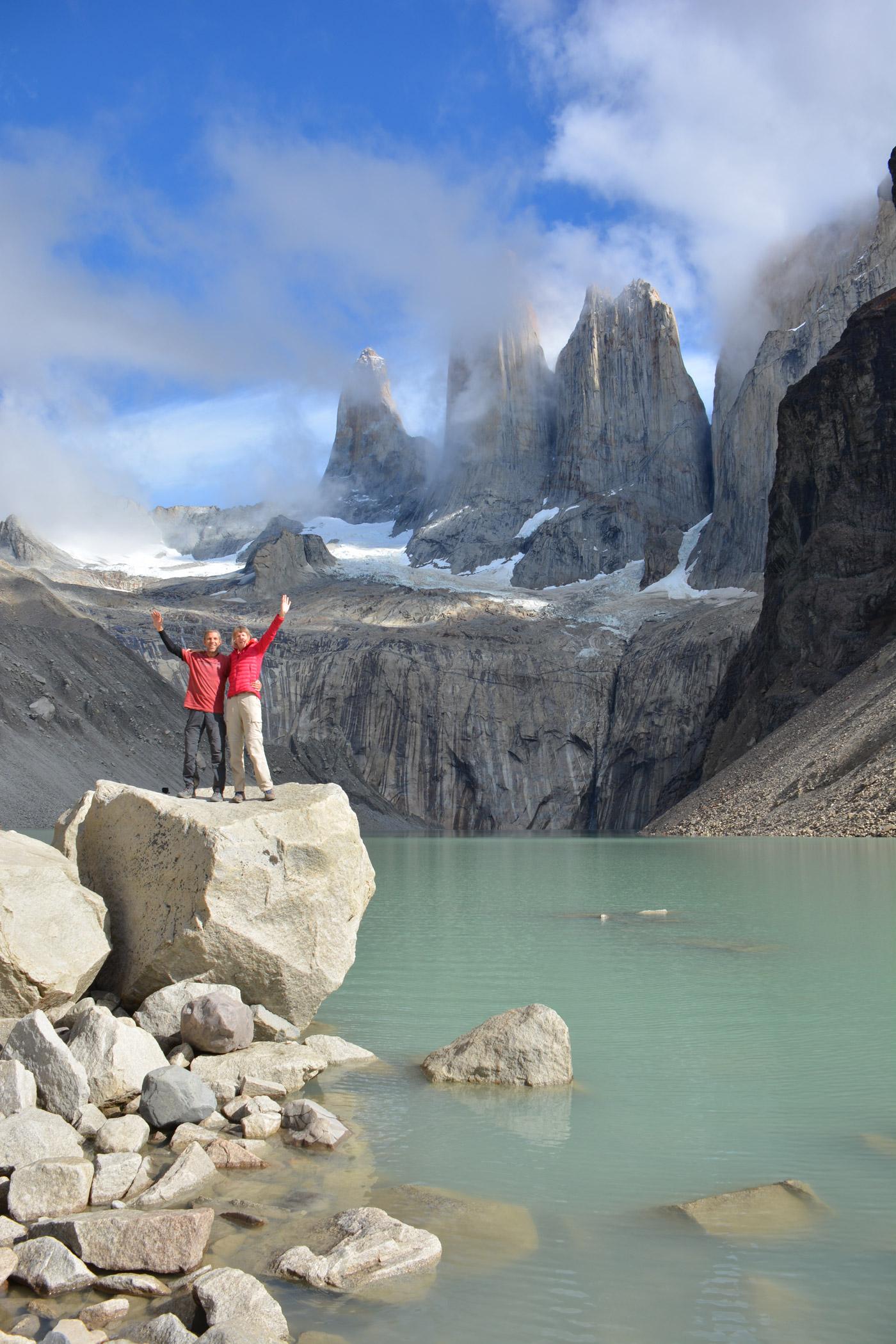 Ivonne - Tres Torres, Torres del Paine