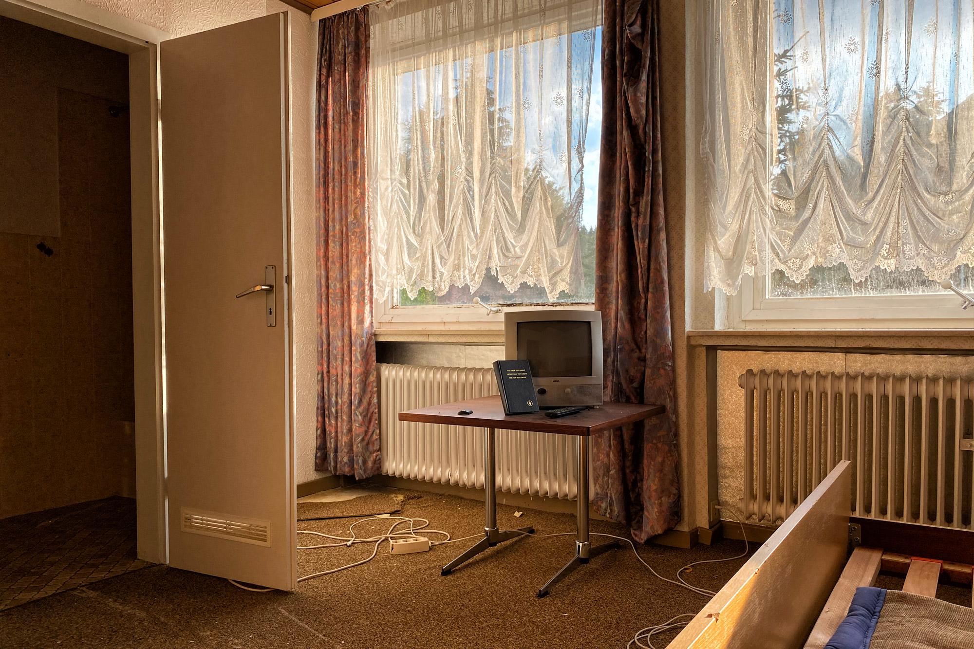 Urbex: Hotel Eden
