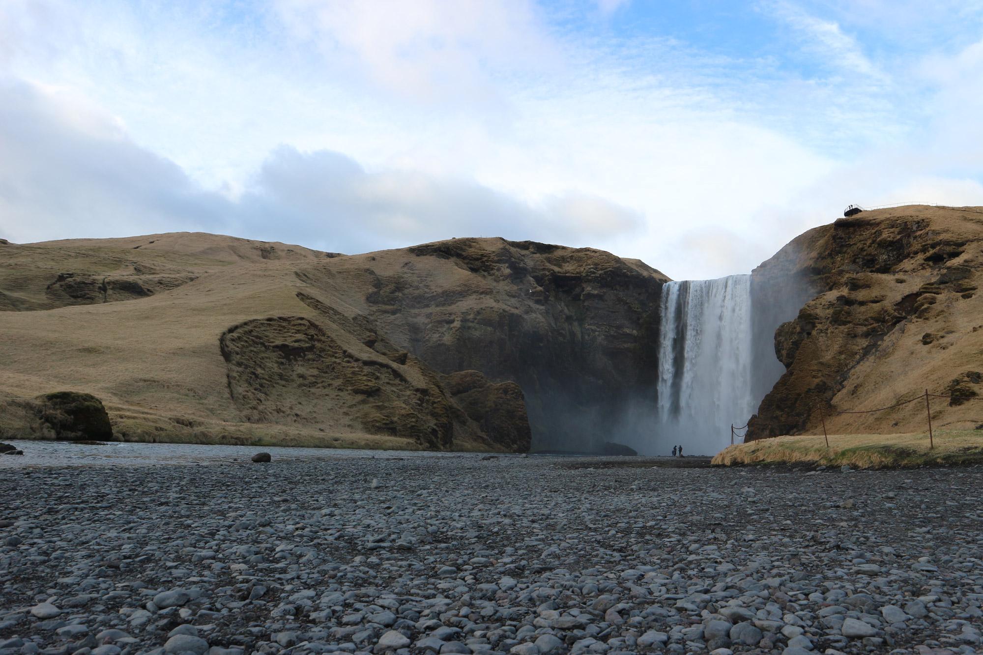 Gabrielle - IJsland