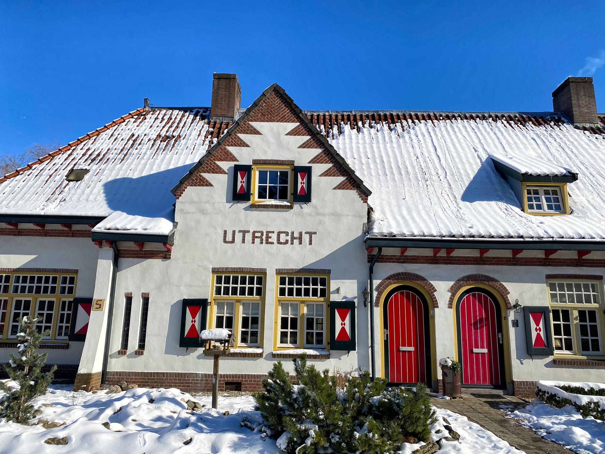 Wandelen in Noord-Brabant: Houtvesters- tot Flaestoren in Landgoed de Utrecht