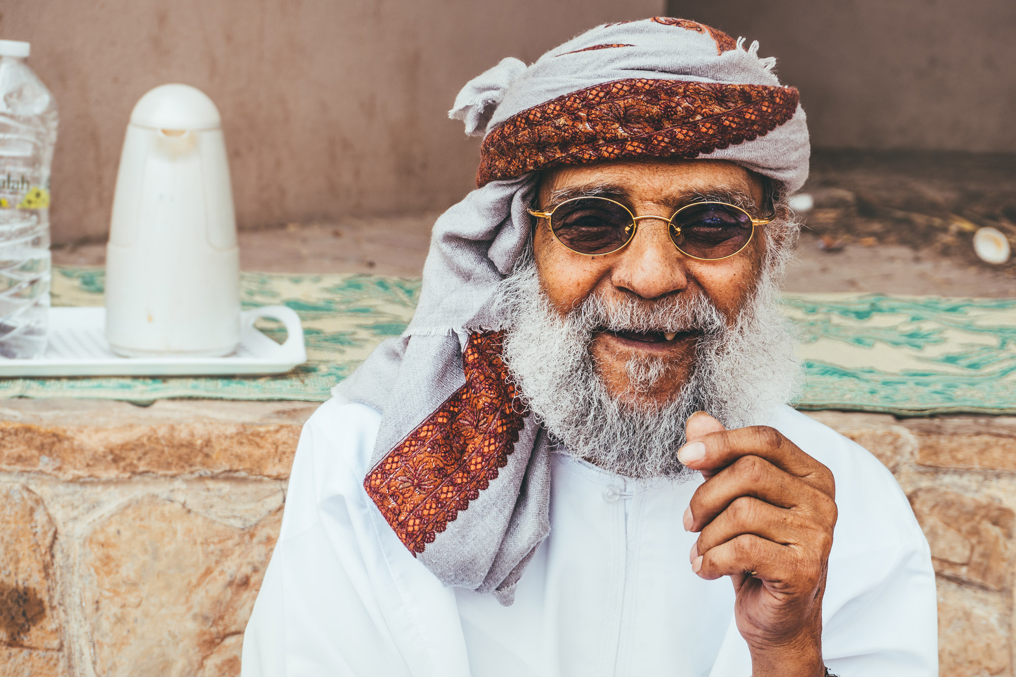Maaike - Oman