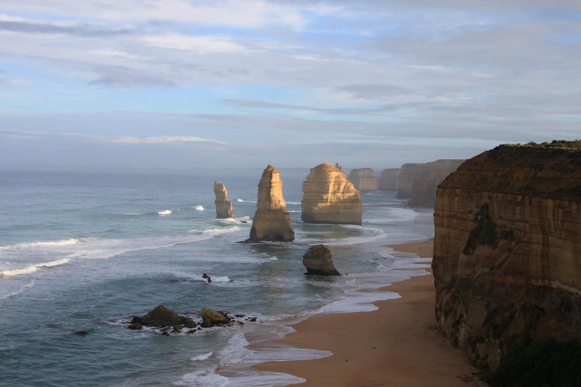 Karin: Great Ocean Road in Australië