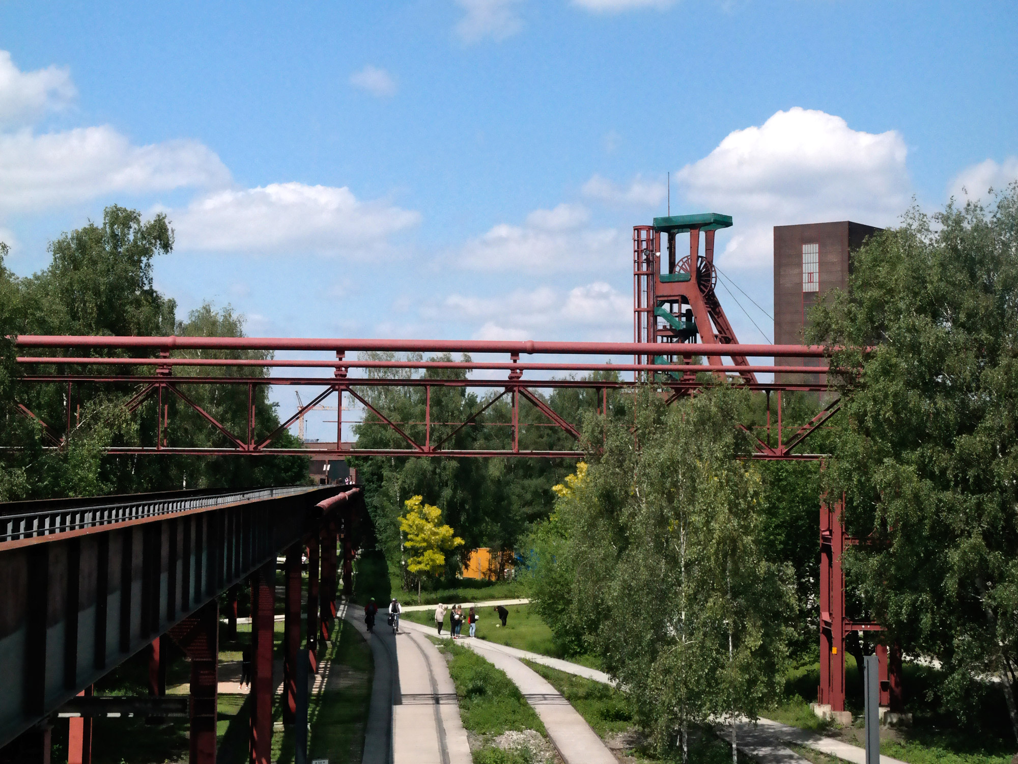 Janna - Zeche Zollverein in Leipzig