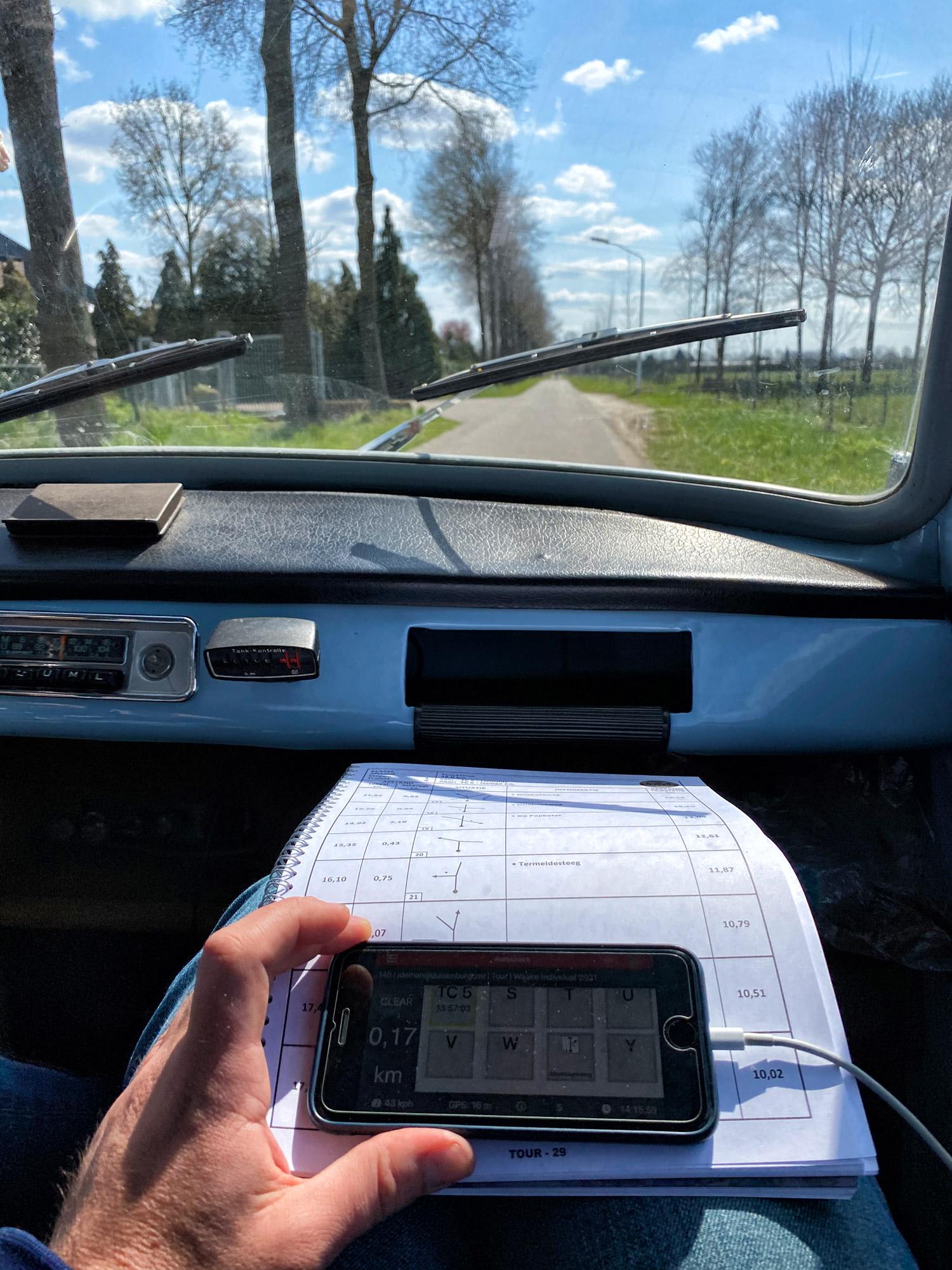 Waalre Individual Rally editie 2021