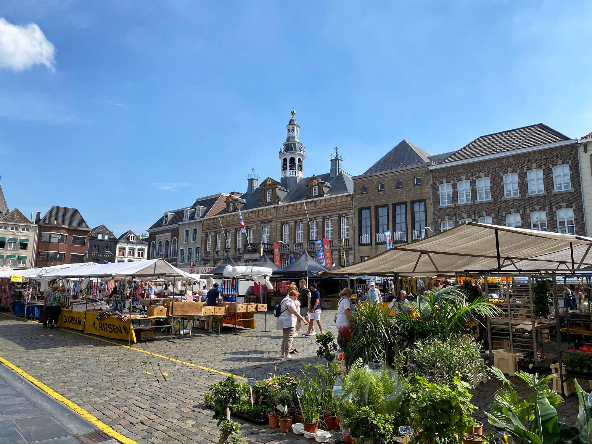 Roermond - De Markt