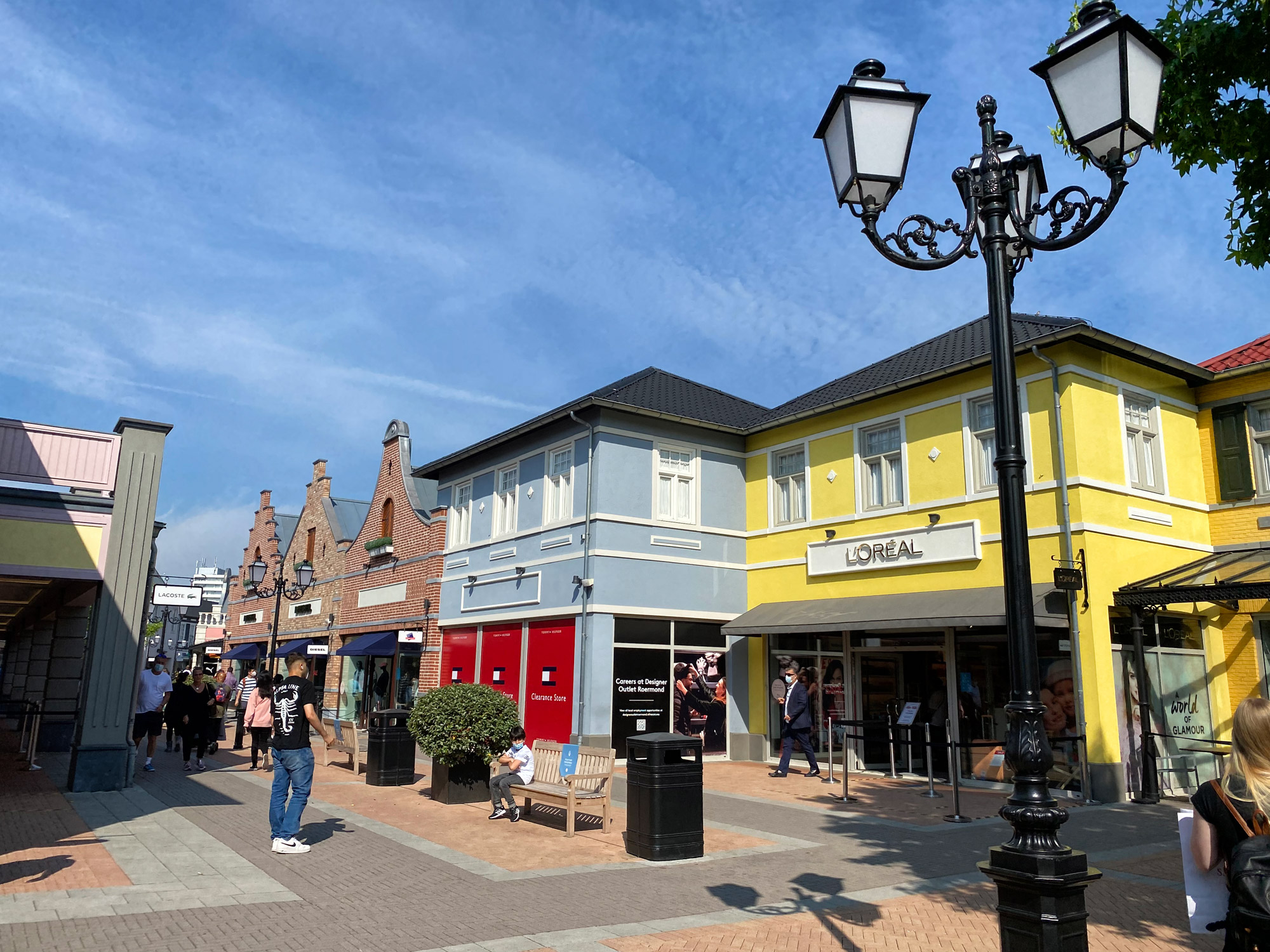 Roermond - Designer Outlet