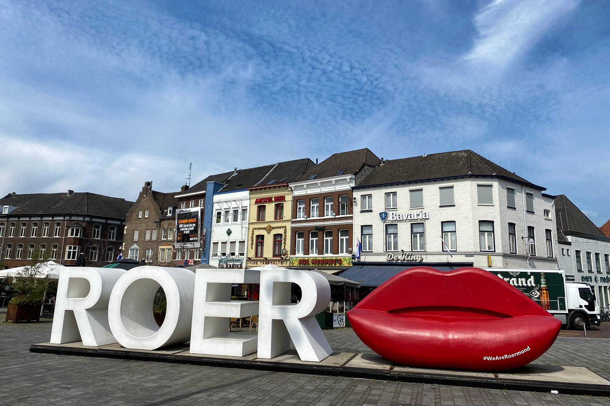 Roermond - Kunstwerk Roermond