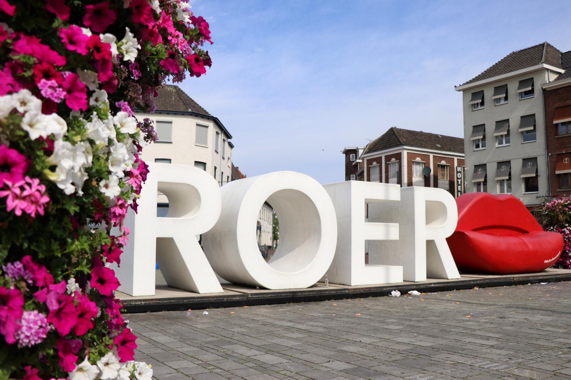 Roermond - Roermond kunstwerk