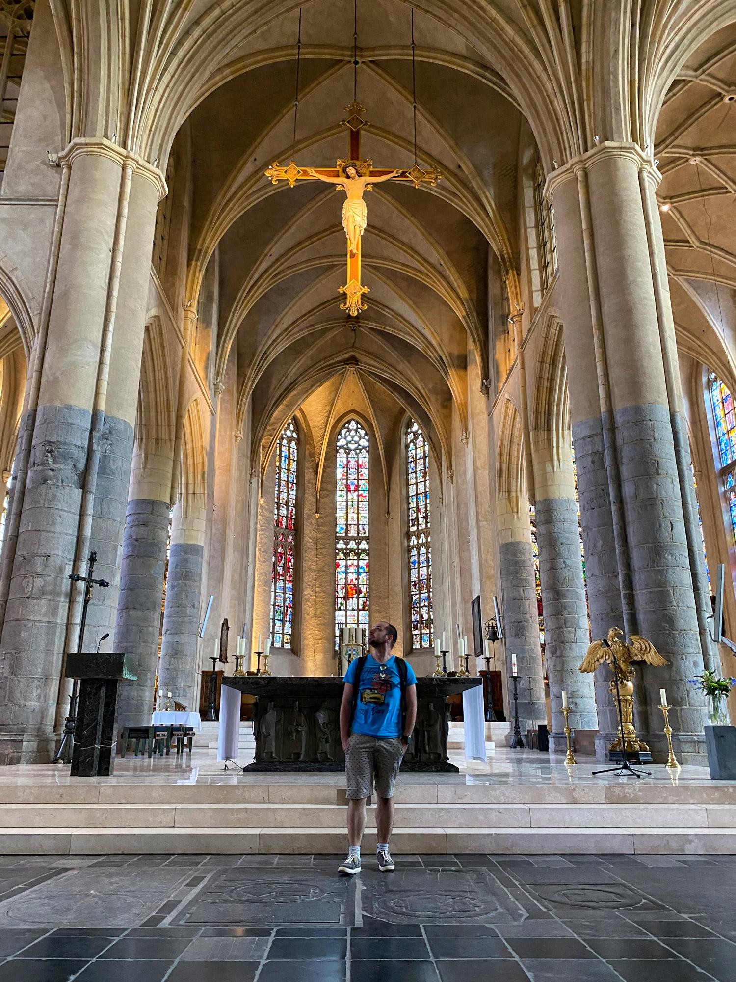 Roermond - St. Christoffelkathedraal
