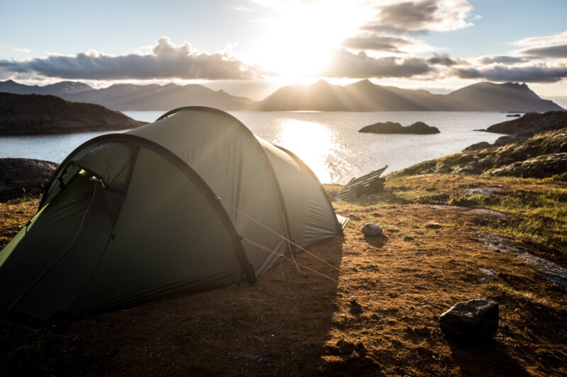 Kamperen in het veelzijdige Noorwegen