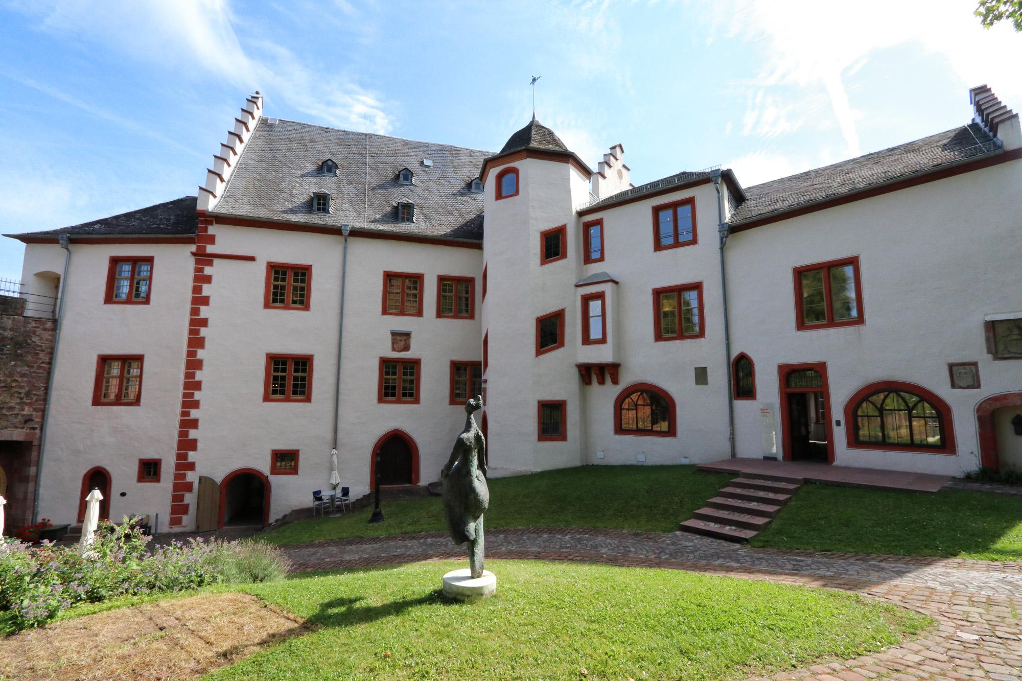 Churfranken - Burg Miltenberg