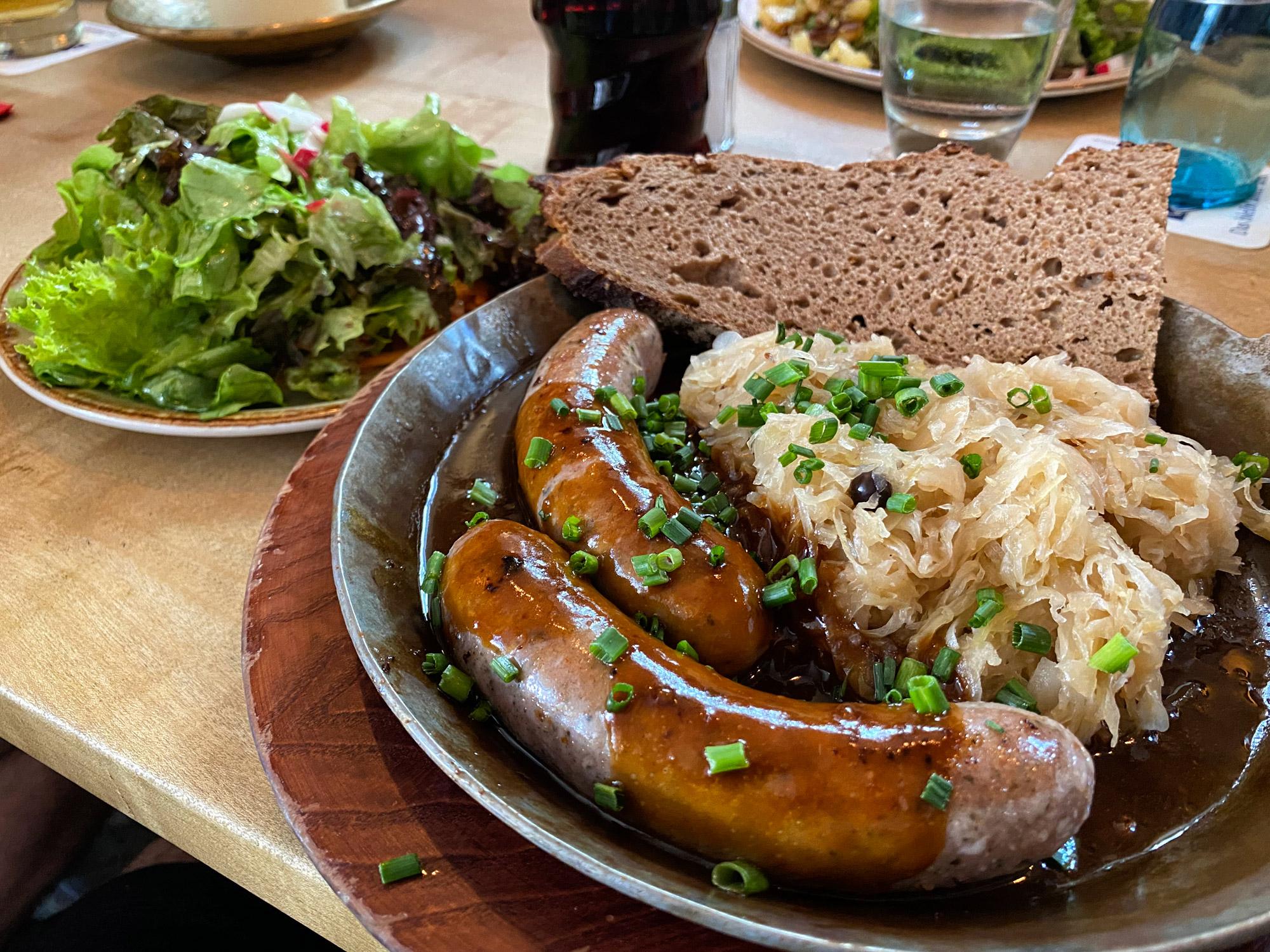 Churfranken - Lekker eten