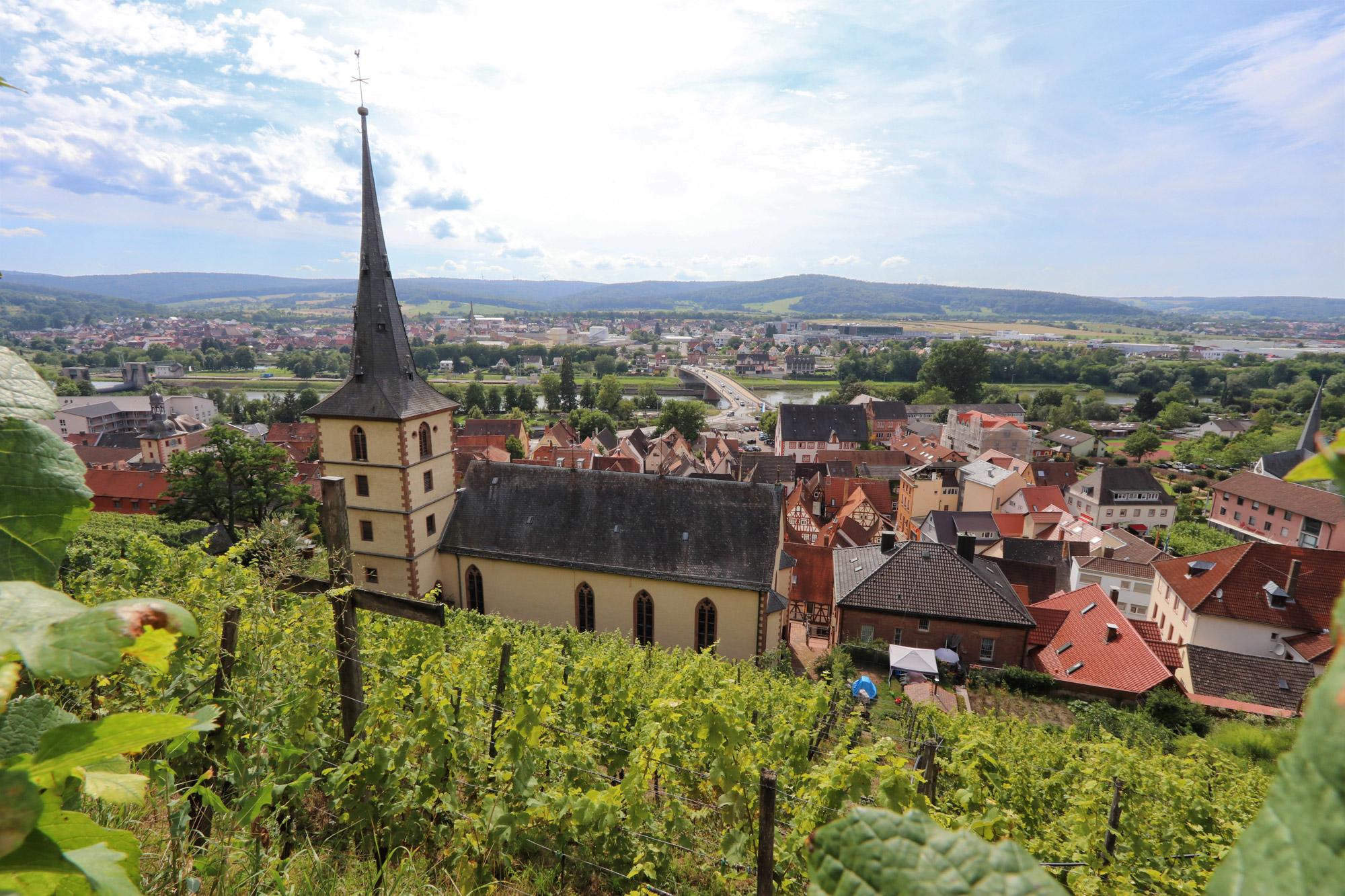 Churfranken - Klingenberg