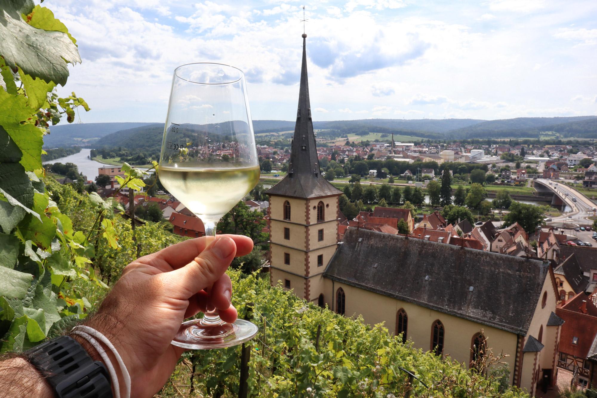 Churfranken - Wijnregio