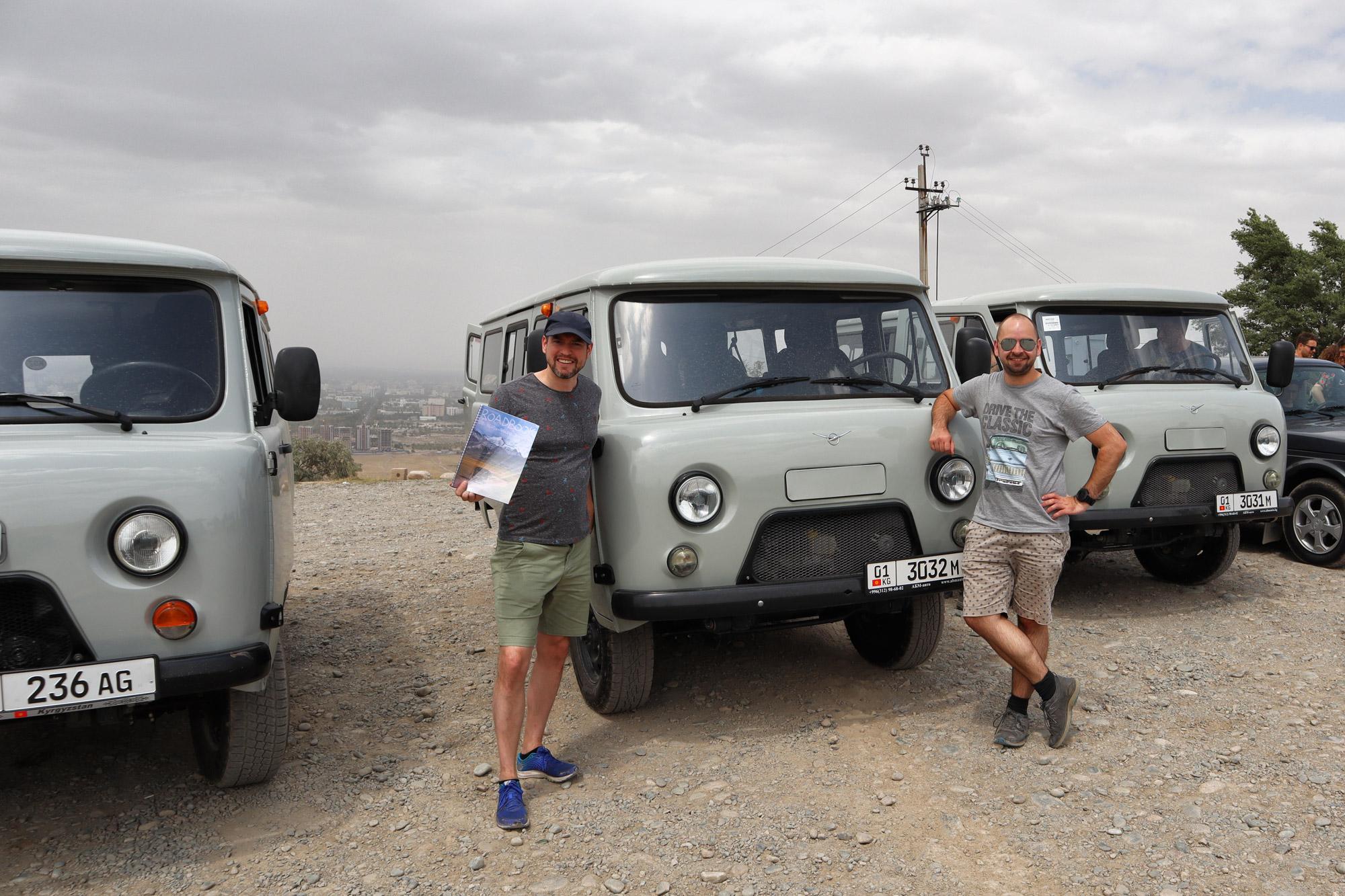Mijn avontuurlijke roadtrip door Kirgizië met De Verdwaalde Jongens