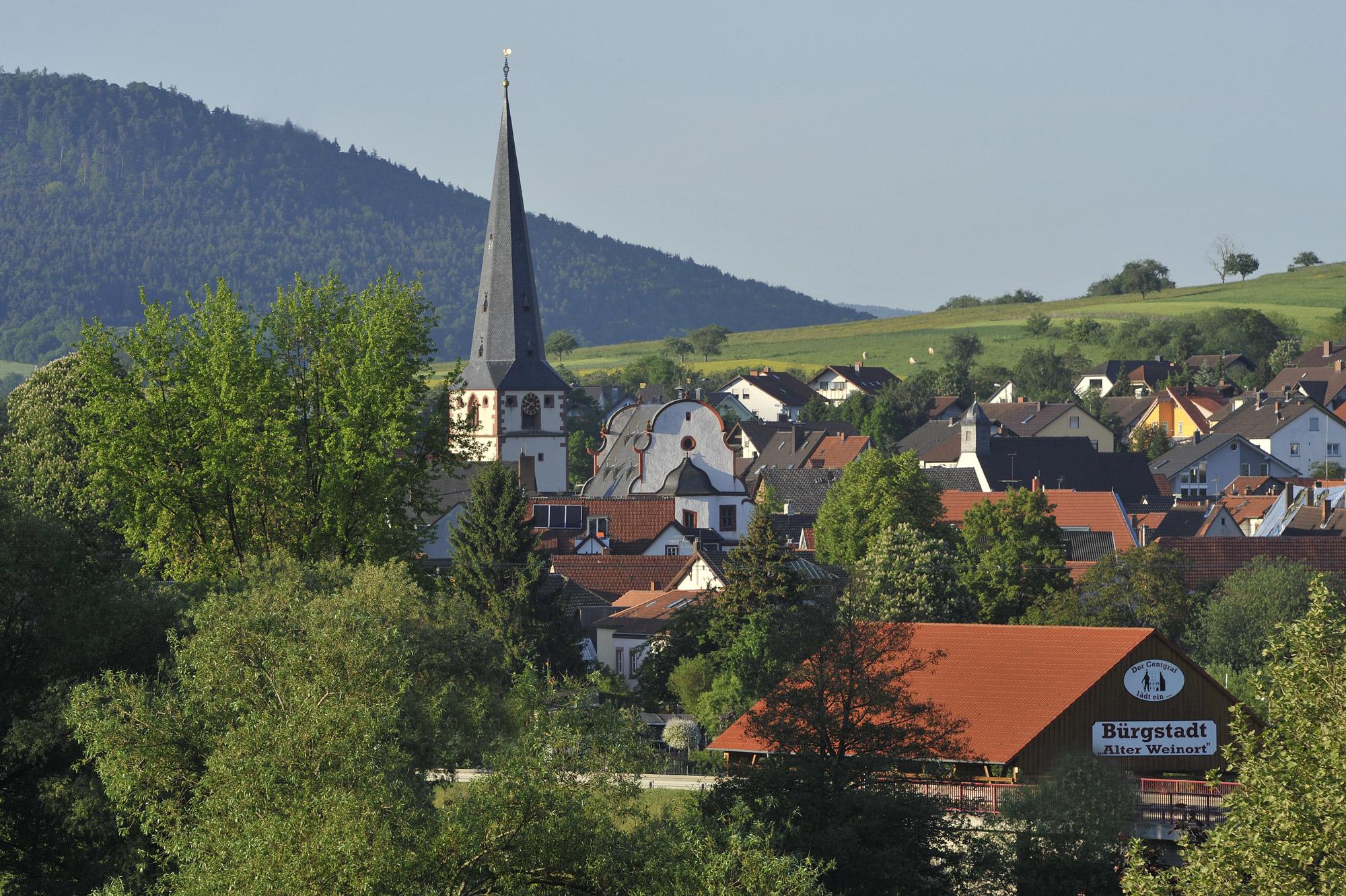Churfranken - Bürgstadt