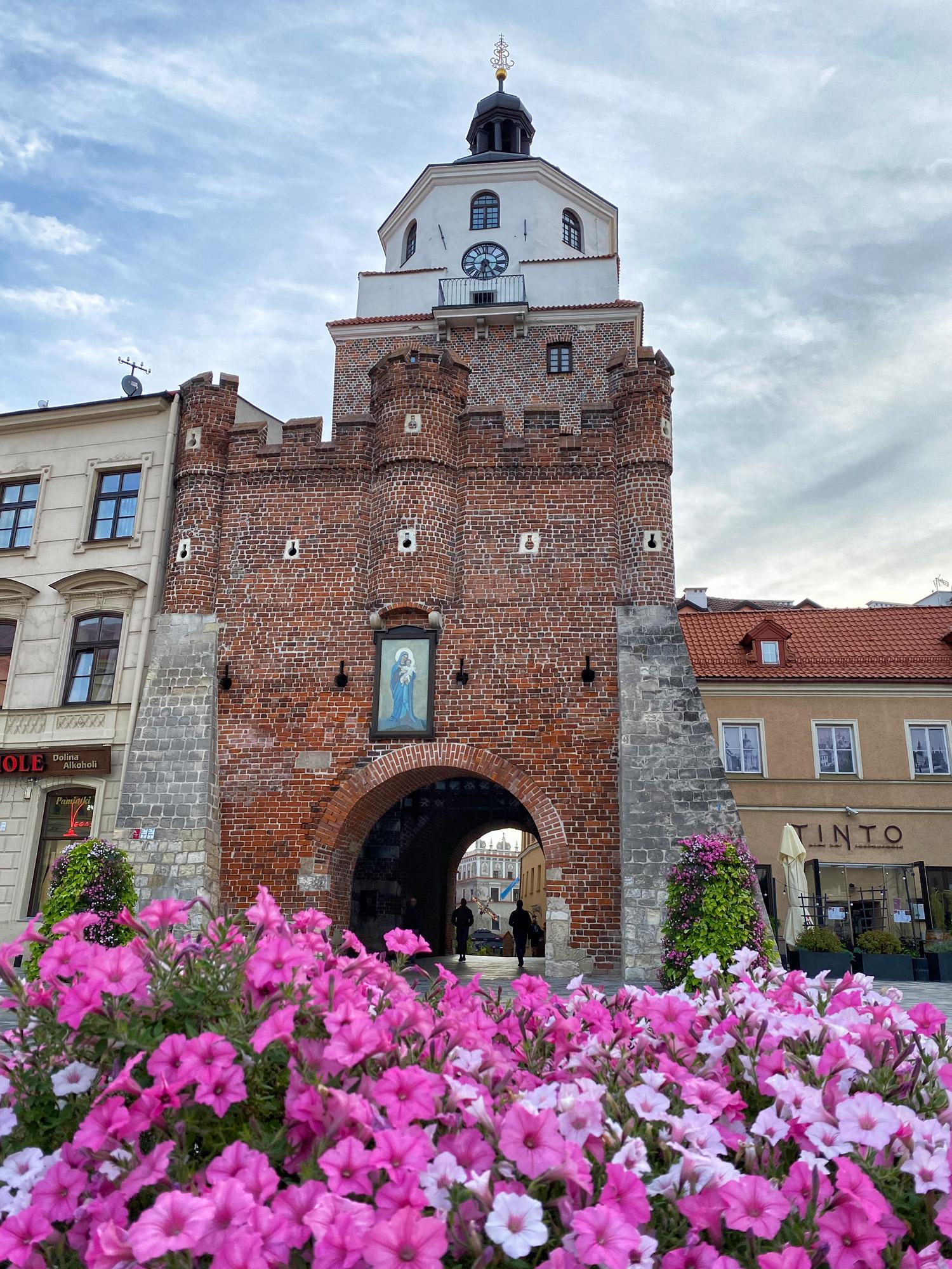 Lubelskie regio - Lublin