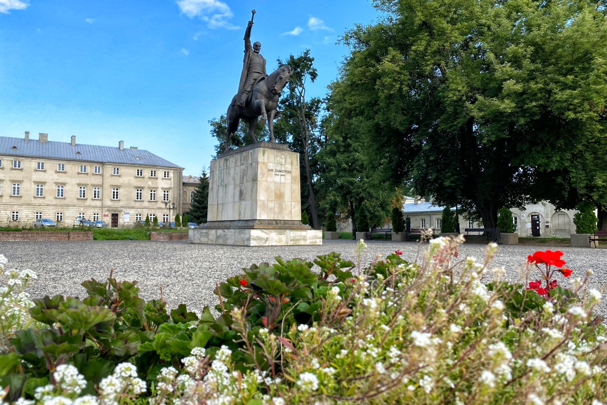 Lubelskie regio - Zamosc