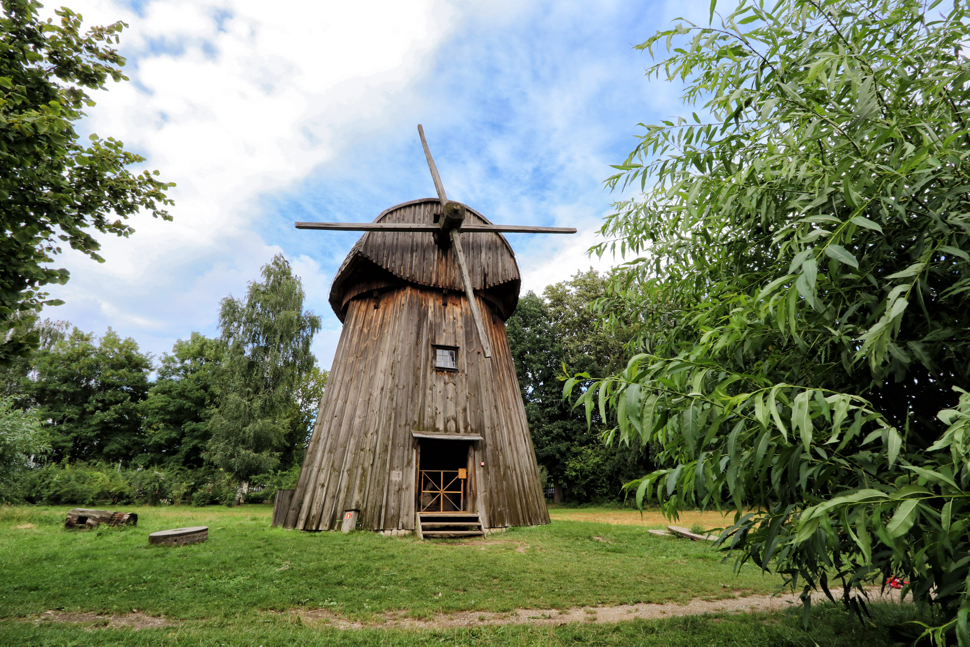 Lubelskie regio - Lublin Open Air Museum