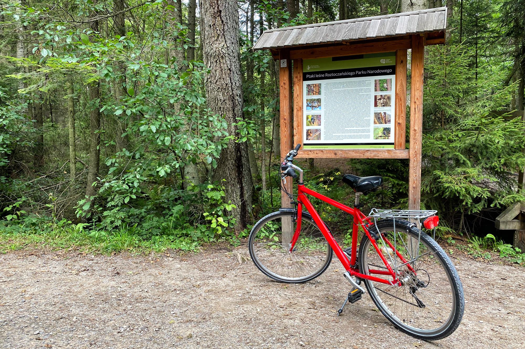 Lubelskie regio - Roztoczanski Nationaal Park