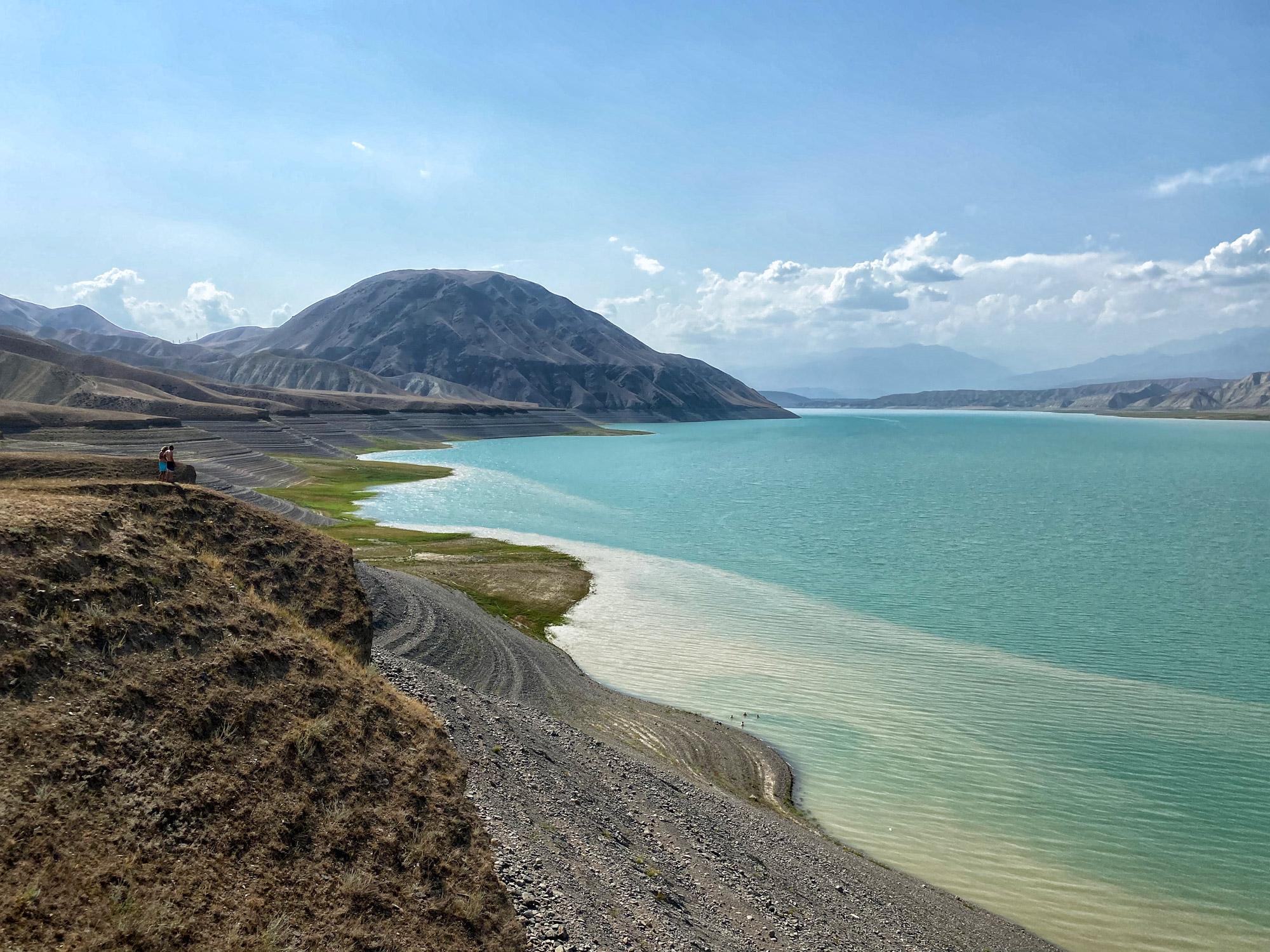 Reisroute Kirgizië - Toktogul